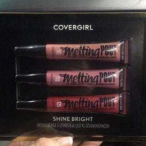 Covergirl melting pout gel liquid lipstick